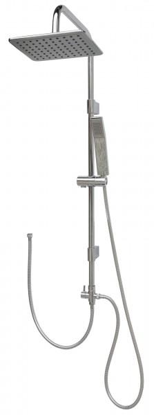 Duschset Duschgarnitur Brausegarnitur variabele Halter 2525-24x19