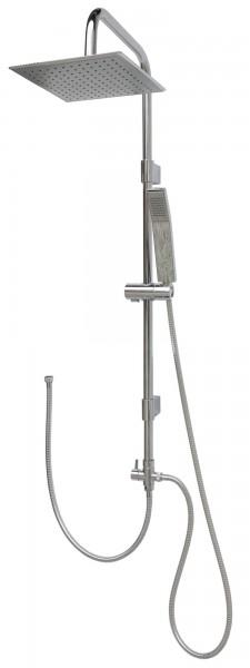 Duschset Duschgarnitur Brausegarnitur variabelen Halter 2525-25x25