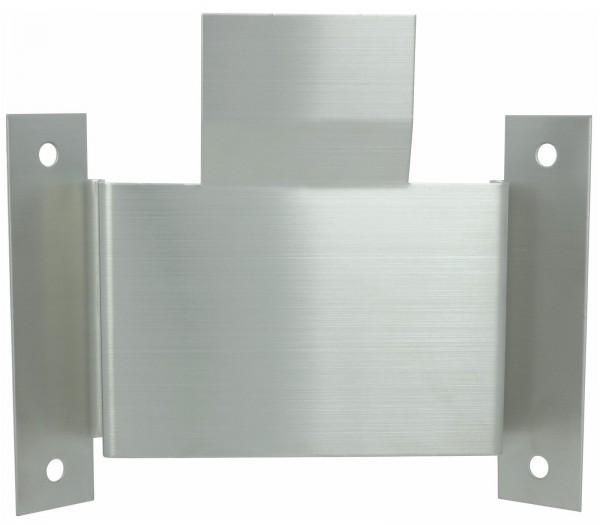 Zwei Eckmontagewinkel für Duschpaneele Eckmontageset Winkel Wandbefestigung 2x